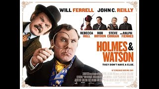 Holmes and Watson / Vice - Midnight Screenings Review