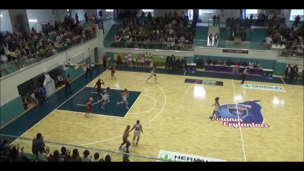 BOTAŞ Spor - Galatasaray Maç Özeti