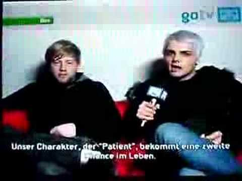 My Chemical Romance on gotv