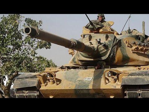ΗΠΑ προς Τουρκία: Σταματήστε τις επιθέσεις κατά των Κούρδων στη Συρία