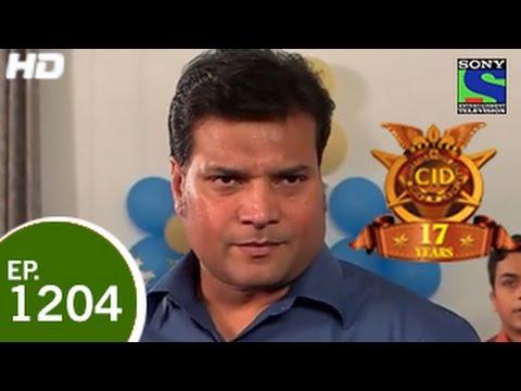 CID - सी ई डी - Khooni Chasma - Episode 1204 - 15th March 2015
