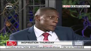 Jeff Koinange Live 28th January 2016 [Part 1] Building For The Next Generation