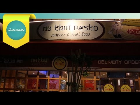 INTERTASTE - My Thai: Interior Design