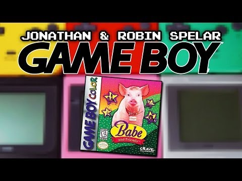 Babe et ses Amis Game Boy