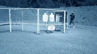 Wauseon (OH) United States  city photos gallery : Allison Shoots Stage 6 at USPSA Match August, 2014 in Wauseon