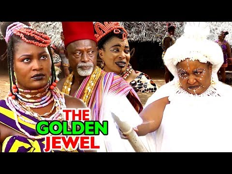 "THE GOLDEN JEWEL SEASON 1&2 ""NEW MOVIE"" - (Chizzy Alichi) 2020 Latest Nollywood Epic Movie"