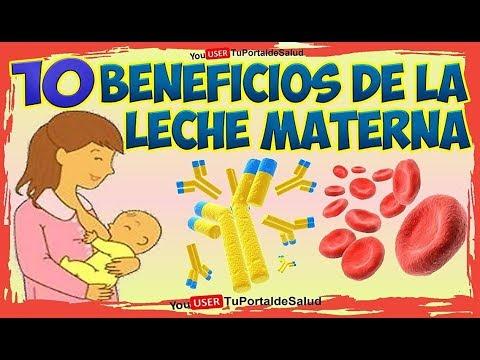 10 Beneficios de la Leche Materna- Lactancia Ventajas de la Leche Materna