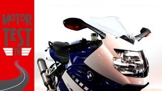 9. Motor Test TV : BMW K 1200 S, bouwjaar 2006,  korte video t.b.v. Premium Motors Apeldoorn