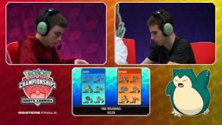 2018 Pokémon North America International Championships: VG Masters Finals