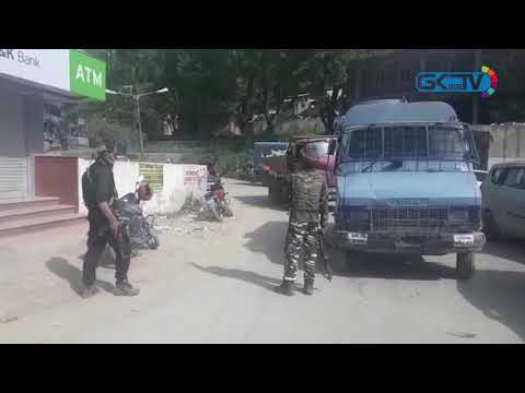 Two persons shot at in south Kashmir's Shopian
