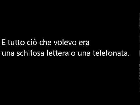 stan eminem traduzione italiano