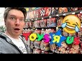CRAZY WWE TOY HUNT IN TOYS R US !!