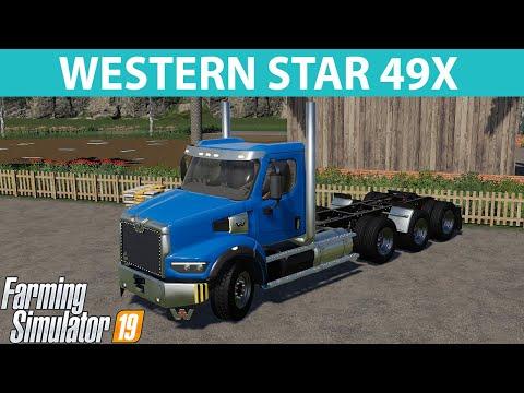 WESTERN STAR 49X v0.1