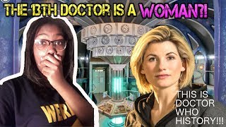 Doctor Who is now a girl!!! This is a really big moment in Doctor Who history. Earlier on today it was announced that Jodie Whittaker  is taking on the role as the Doctor. Chris Chinball had really changed the show. Will he do a good job? I guess we have to wait and see.Doctor Who Instagram:https://www.instagram.com/thedoctorwhopage101/