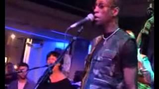 London Elektricity feat. MC Tali - Live @ Jazz Cafe 2003