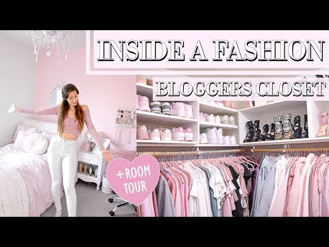 MY UPDATED ROOM AND CLOSET TOUR