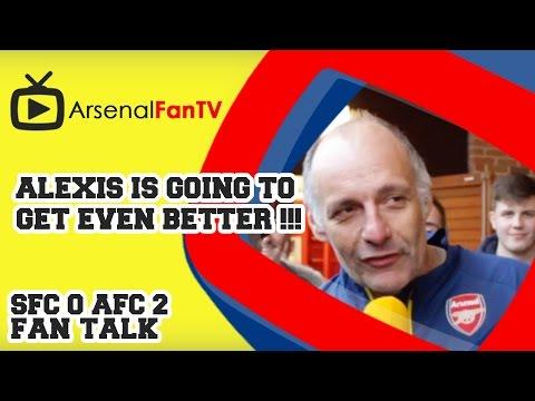 Better - Alexis Is Going To Get Even Better !!! - Sunderland 0 Arsenal 2 AFTV APP: IPHONE : http://goo.gl/1TNrv0 AFTV APP: ANDROID: http://goo.gl/uV0jFB AFTV ONLINE SHOP : http://tiny.cc/el3rrw...