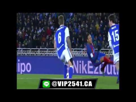 [ไฮไลท์] เรอัล โซเซียดาด 0-1 บาร์เซโลน่า