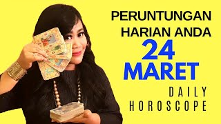 Video PERUNTUNGAN ZODIAC ANDA HARI INI |24 MARET 2019 - DAILY HOROSCOPE | Endang Tarot (Indonesia) MP3, 3GP, MP4, WEBM, AVI, FLV Maret 2019