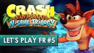 """Refaire Crash Bandicoot 3 avec la compilation Crash Bandicoot N. Sane Trilogy... """"facile"""" ! ▻ La Playlist des vidéos sur Crash..."""