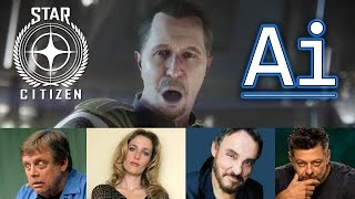 Star Citizen Features Gary Oldman, Mark Hamill, Gillian Anderson in Its Campaign:http://www.gamespot.com/articles/star-citizen-features-gary-oldman-mark-hamill-gill/1100-6431323/Star Citizen Squadron 42 cast announced:http://www.polygon.com/2015/10/10/9494205/star-citizen-squadron-42-cast-announcedFollow Mike on Twitter:https://twitter.com/MikeColangeloFacebook Page:https://www.facebook.com/friendlyai1