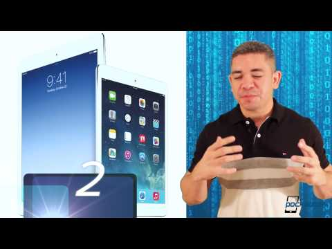 Top 5 predictions for Apple's iPad 2014 event