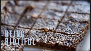 Receta saludable niños: Barritas de granola con chocolate
