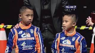 Video PEMBALAP CILIK NASIONAL PERNAH KECELAKAAN DI THAILAND - Hitam Putih 26 September 2017 MP3, 3GP, MP4, WEBM, AVI, FLV November 2017