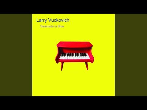 Serenade in Blue online metal music video by LARRY VUCKOVICH
