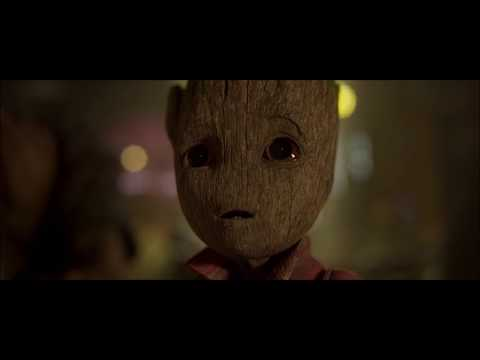 Groot trying to get Yondu's Finn [Guardians of the Galaxy 2]