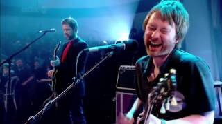 """Radiohead - Weird Fishes/Arpeggi (Live at """"Later... with Jools Holland)"""