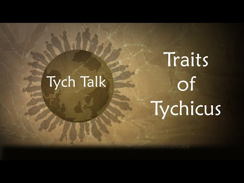 February 28, 2021 - Traits of Tychicus -1st Service