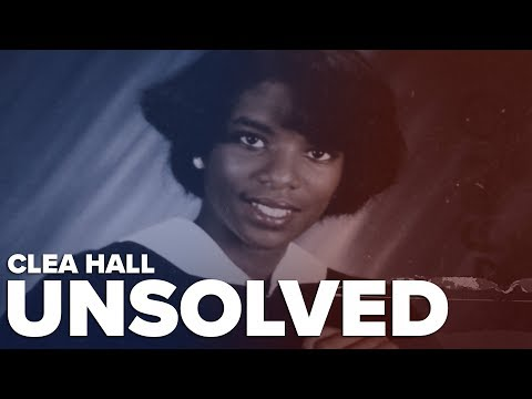 Clea Hall, missing for 25 years   Unsolved