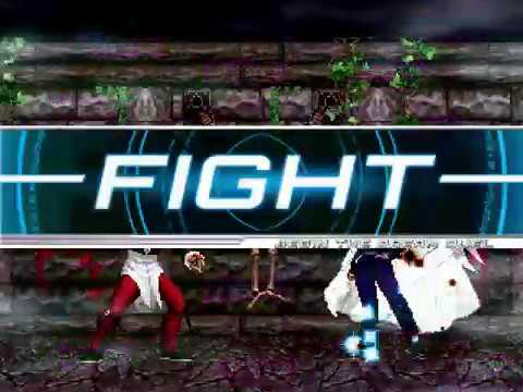 [kof Mugen] Kyo Team 1 Vs Kyo Team 2