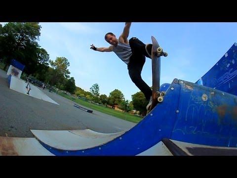 Colby DeLuccia @ Brundage Skate Park