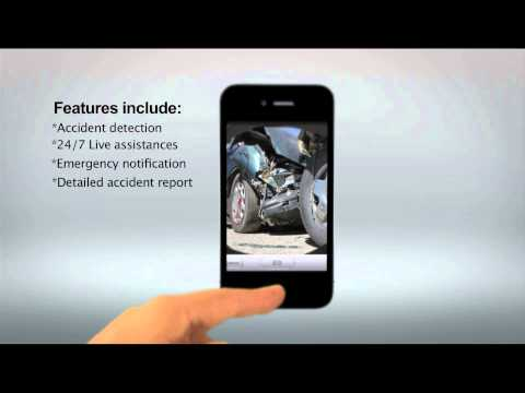 Video of Auto Accident App