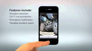 Auto Accident App YouTube video