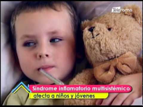 Síndrome inflamatorio multisistémico afecta a niños y jóvenes