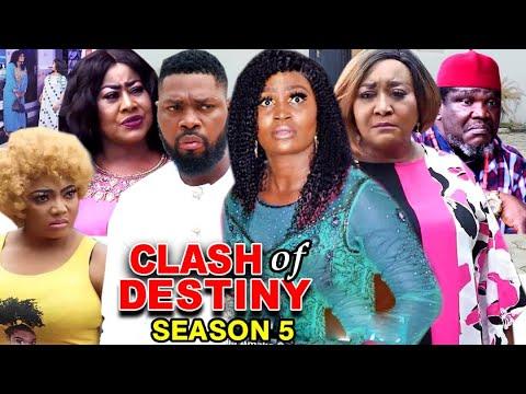 CLASH OF DESTINY SEASON 5 - (New Hit Movie) - Chizzy Alichi 2020 Latest Nigerian Nollywood Movie