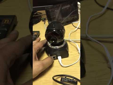 Guudgo Pan tilt two way audio camera review