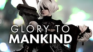 Video How NieR: Automata Tells the Ultimate Humanist Fable MP3, 3GP, MP4, WEBM, AVI, FLV Desember 2018