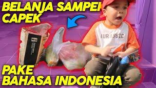 Video Borong Mainan ke Pasar Sampai Capek | 24 Jam Qahtan Halilintar Bahasa Indonesia MP3, 3GP, MP4, WEBM, AVI, FLV Juli 2019