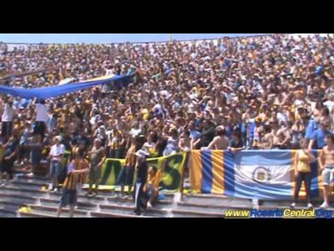 La Hinchada Canalla (Los Guerreros) vs Huracan (05/11/11) - Parte 2 - Los Guerreros - Rosario Central - Argentina - América del Sur
