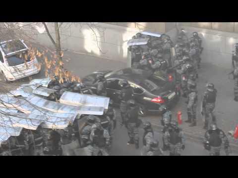 18.02.2014 Институтская (видео)