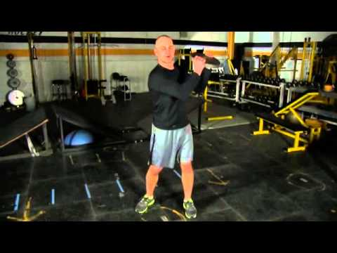 Hockey Ankle Chops for a Stronger Core: Off-Ice and Dryland Training