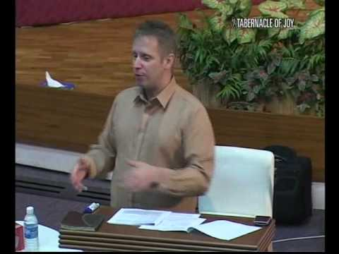 Holiness 1- Raymond Woodward Part 3 of 17