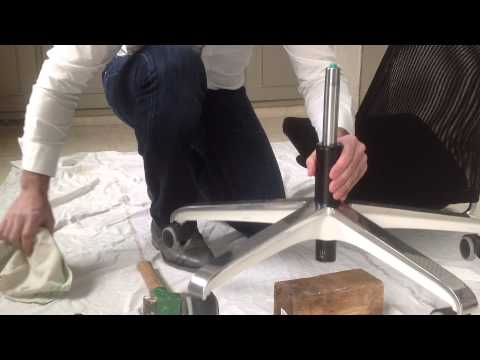 comment reparer tabouret de bar