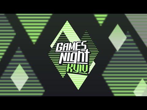 Николай Дыбовский на GamesNightKyiv