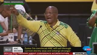 Video President Jacob Zuma sings 'Inde lendlela esiyihambayo' for the very last time MP3, 3GP, MP4, WEBM, AVI, FLV September 2018