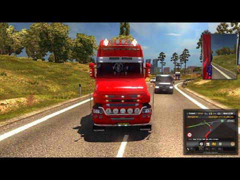 Scania T Mod V1.7.1
